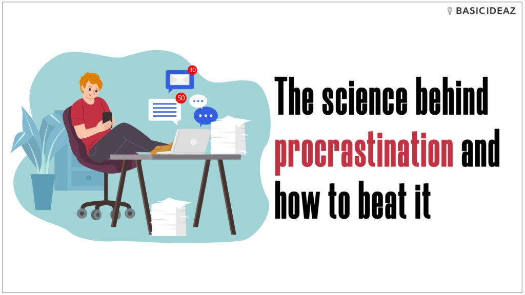 science behind procrastination